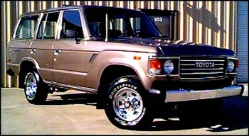 Pic / Info...FJ-60, 1985, Sold to Chicago Movie Director...