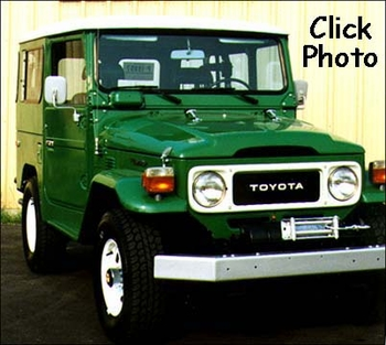 Pic / Info...FJ-40, 1983 Restored By Cool Cruisers, Sold