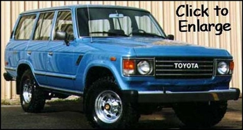 Pic / Info...FJ-60, 1983 w/ 76k Miles,  Recently Sold