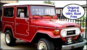 Pic / Info...Before Restoration Photos, 1978 w/40k mi., Sold