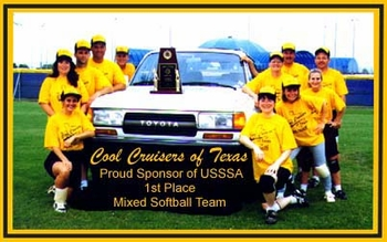 Pic / Info...Cool Cruisers of Texas, Championship Ball Team