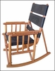 Rocking Chair Side View