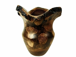 Costa Rica Exotic Palm Tree Vase