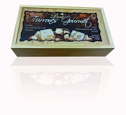 Dore Gourmet Assorted Flavors Nougat Costa Rica