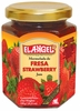 El Angel Strawberry Jam in Glass Costa Rica