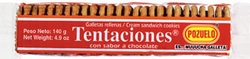 Pozuelo Tentacion Chocolate Slug Cookies Costa Rica