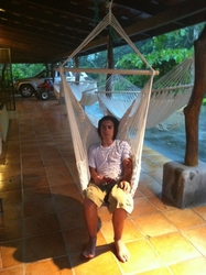 Medium image of costa rican hammock chair