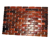 Costa Rica Wood Placemats