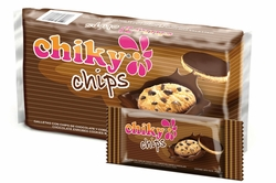 Pozuelo Chiky Chips Cookies Costa Rica