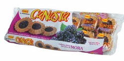 Pozuelo Canasta Blackberry Cookies Costa Rica