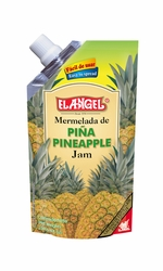El Angel Pineapple Jam in Doypack Costa Rica
