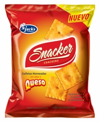 Jacks Snacker Cheese Crackers Costa Rica