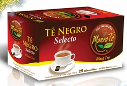 Manza Te Black Tea Costa Rica