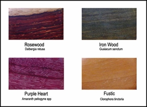Wood Colors - Exhibit A