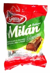 Gallito Milan Chocolate & Menta Costa Rica