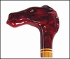 Mixed Woods Horse Cane