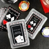 """""""Two of a Kind"""" Playing Cards with Personalized Labels"""
