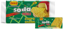 Pozuelo Soda Crackers With Spices Costa Rica