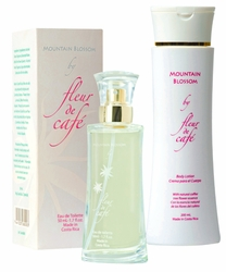 Mountain Blossom Perfume & Lotion Set