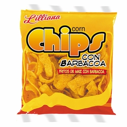 Lilliana Corn Chips Costa Rica