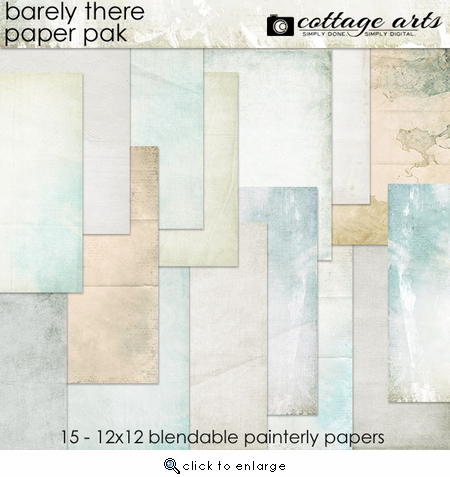 Barely There Paper Pak