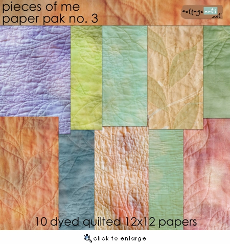 Pieces of Me 3 Paper Pak