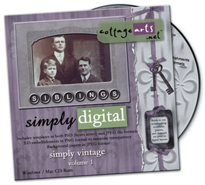 Simply Vintage CD - **OUT OF STOCK**