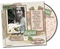 Simply Elegant Albums CD