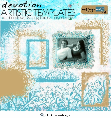 Devotion Artistic Templates