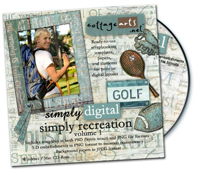 Simply Recreation CD *OUT-OF-STOCK*