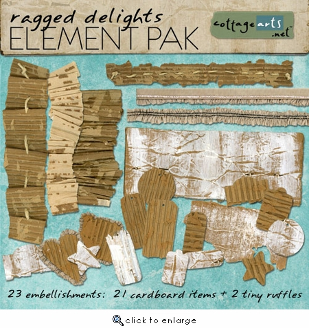 Ragged Delights Element Pak