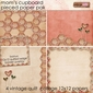 Mom's Cupboard Pieced Paper Pak