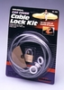 Covercraft Vinyl Coated Steel Cable & Lock Set