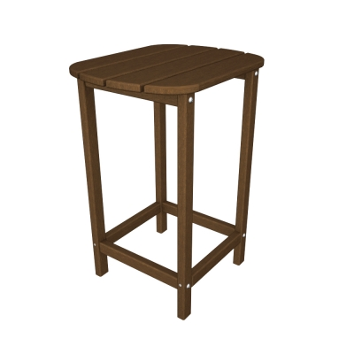 POLYWOOD® South Beach Counter Side Table