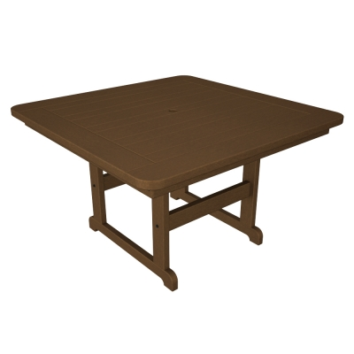 """POLYWOOD® Park 48"""" Square Table"""
