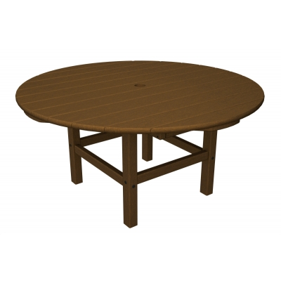 """POLYWOOD® Round 38"""" Conversation Table"""