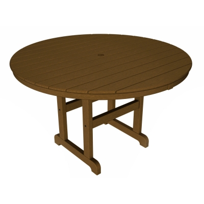 """POLYWOOD®Round 48"""" Dining Table"""