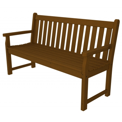 """POLYWOOD® Traditional Garden 60"""" Bench"""