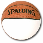 "Spalding Mini 5"" NBA Autograph Basketball"