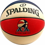 Spalding Official ABA Red, White, and Blue Indoor Composite 29.5 Mens Basketball