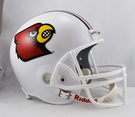 Louisville Cardinals Riddell NCAA Full Size Deluxe Replica Football Helmet