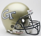 Georgia Tech Yellow Jackets Riddell Authentic NCAA Full Size On Field Proline Football Helmet