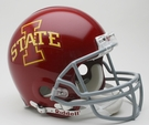 Iowa State Cyclones Riddell Authentic NCAA Full Size On Field Proline Football Helmet