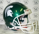 Michigan State Spartans Riddell Authentic NCAA Full Size On Field Proline Football Helmet