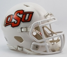 Oklahoma State Cowboys Speed Revolution Riddell Mini Football Helmet