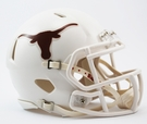 Texas Longhorns Speed Revolution Riddell Mini Football Helmet