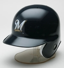 Milwaukee Brewers Major League Baseball® MLB Mini Batting Helmet
