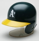 Oakland Athletics A's Major League Baseball® MLB Mini Batting Helmet