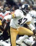 Mel Blount - Pittsburgh Steelers - Autograph signing November 23rd, 2014