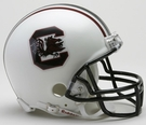 South Carolina Autographed Mini Helmets